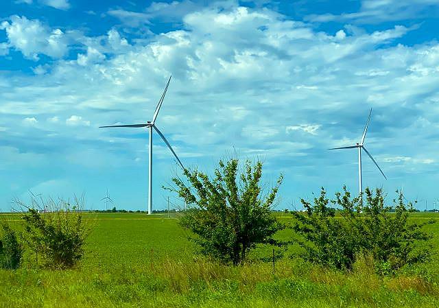 Clean energy windmills