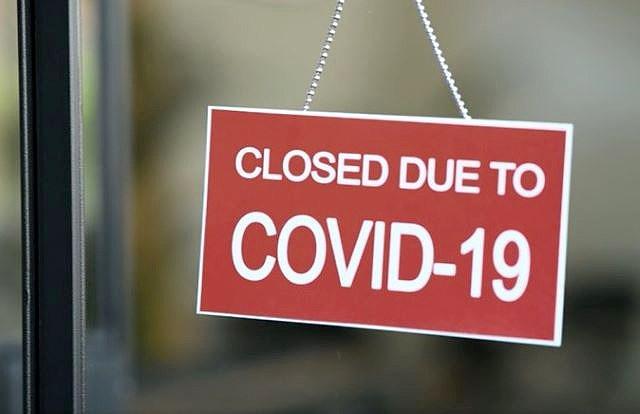 Closed sign 10122020