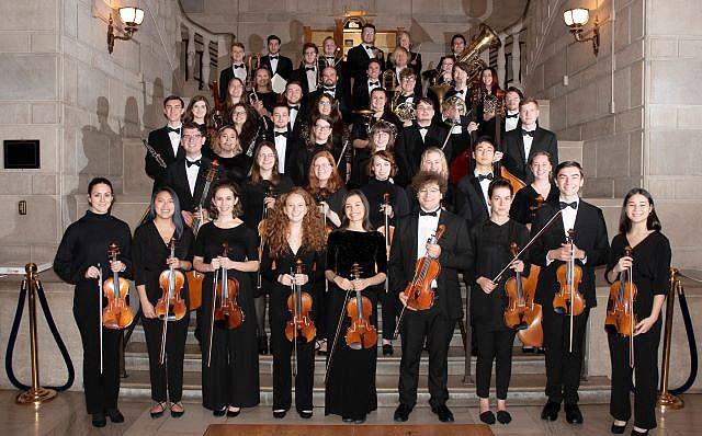 Dana Symphony Orchestra 10282020