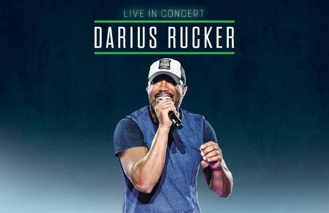 Darius Rucker will perform at the grandstand at the 175th Canfield Fair on Sunday. (Contributed photo)