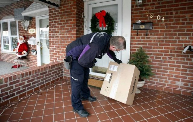 FedEx delivery - AP