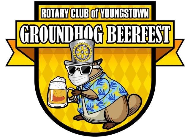 Groundhog Beerfest logo 2021