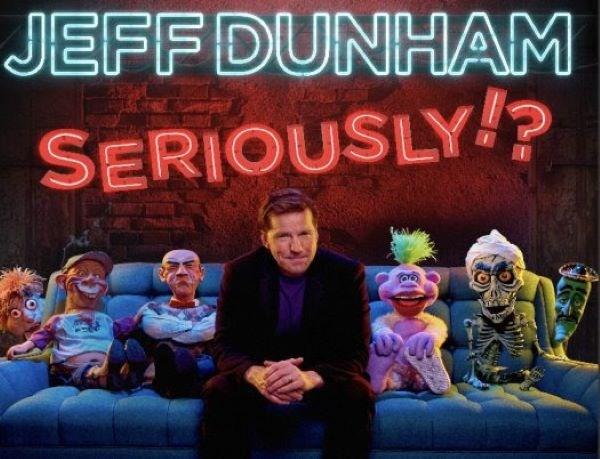 Jeff Dunham - Seriously tour