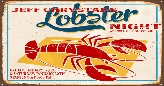 Jeffrey Chrystals Catering Lobster Night