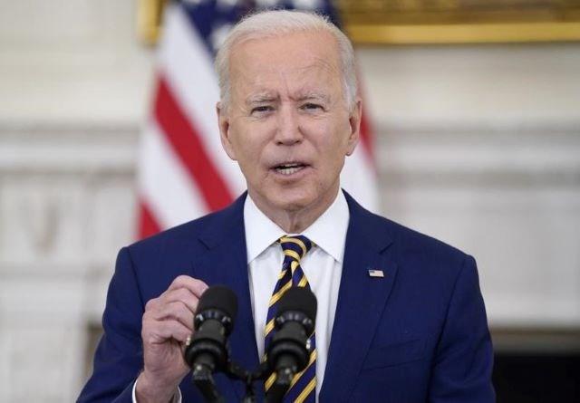 Joe Biden - State Dining Room