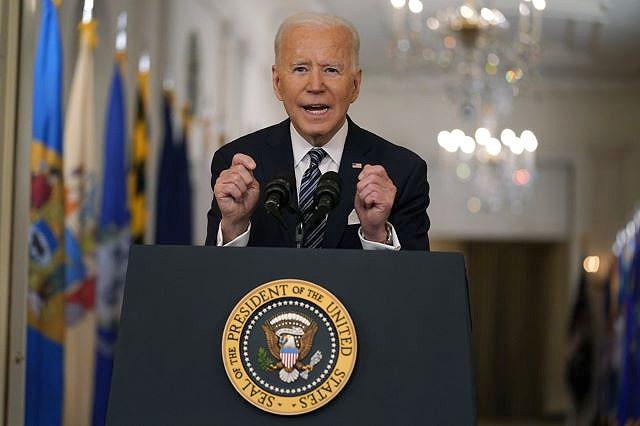 Joe Biden 03112021