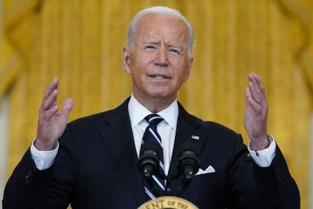 Joe Biden 08182021