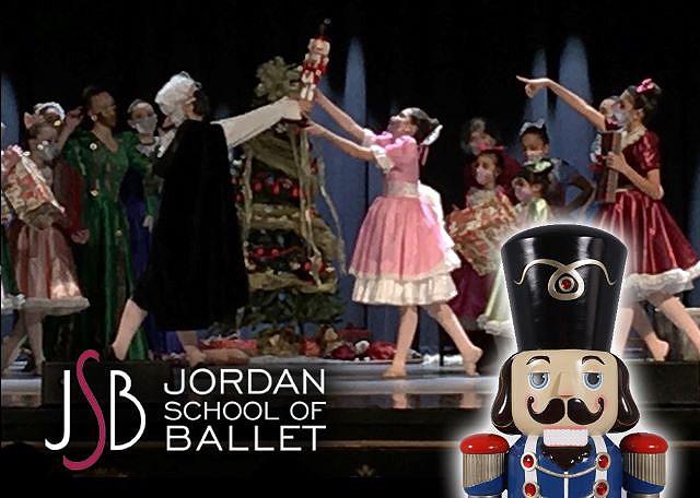Jordan School of Ballet - The Nutcracker