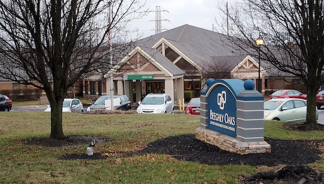 "Beeghly Oaks Center For Rehabilitation & Healing in Boardman has an overall ""much below average"" rating of one star on Medicare.gov. (Photo by Robert K. Yosay)"