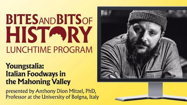 Anthony Bitzel Bites and Bits speaker