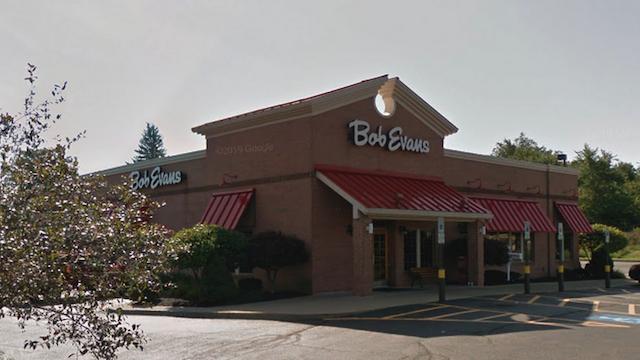 Waitress shot and killed at Canton Bob Evans, cops say