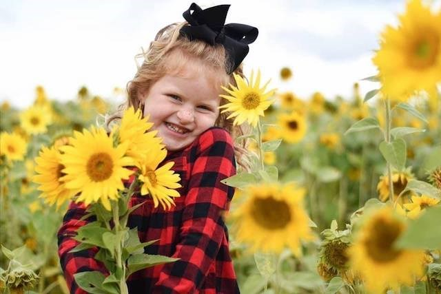 The Melina Michelle Edenfield Foundation is hosting the second annual Choose Joy event Saturday from 11:30 a.m. to 4 p.m. at The Green in Canfield with the goal of raising funds and awareness for pediatric brain cancer research, in memory of 4-year-old Melina Edenfield.(Photo provided)
