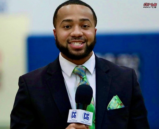 Chris Gunther of Youngstown grew up with the goal to be one of the biggest media personalities in the world. Now, he's working to make that dream a reality with his own local, web-based interview show.(Photo provided)