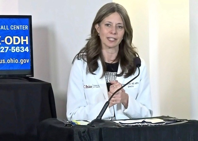 Dr Amy Acton 05122020