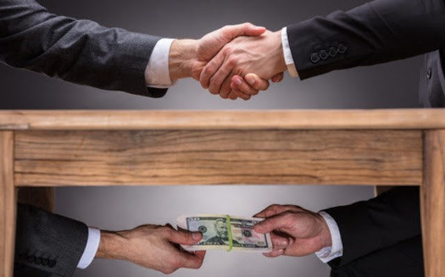 First Energy bribe