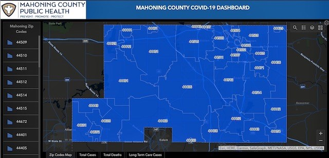 Weekly Covid 19 Trends Ohio Snaps 5 Week Trend Of Declining Case Numbers Mahoning Matters
