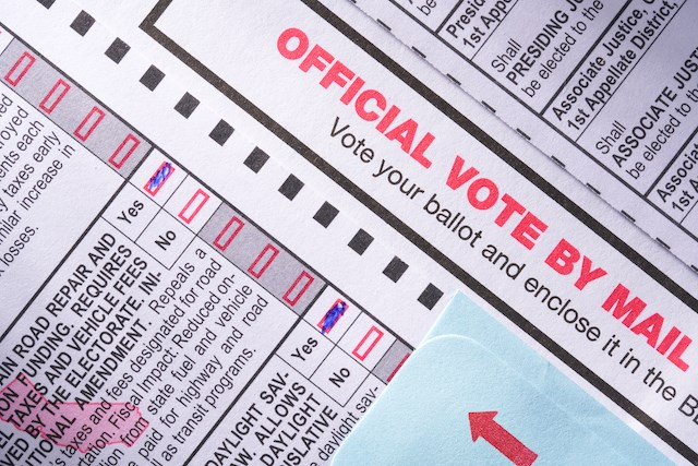 Mahoning Mail-In Vote