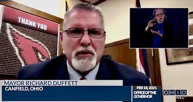 Mayor Duffett 02182021