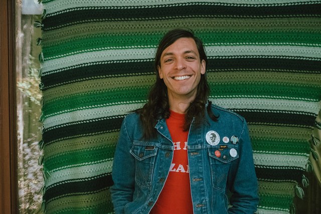 """The War on Drugs band member Anthony LaMarca hopes """"Indianola Pizza Dough,"""" the new album by his side band, The Building, pays homage to his Youngstown roots.  (Photo provided)"""