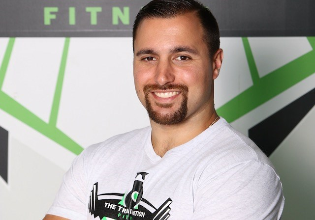 Youngstown native Angelo Babbaro opened The Train Station Fitness, 6001 Southern Blvd., five years ago. (Photo provided)