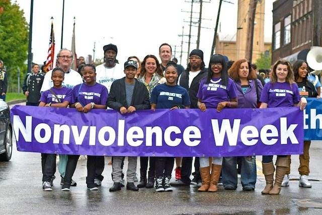 Nonviolence Parade 2018