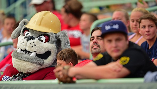 Fans of the Mahoning Valley Scrappers aren't thrilled with the possibility that their pipeline to Major League Baseball may end after the 2020 season. (David Dermer)