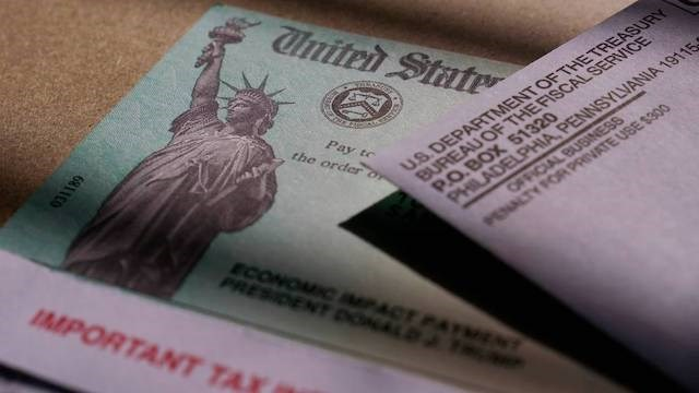 When will you get your $1,400 stimulus check? IRS' 'Get My ...