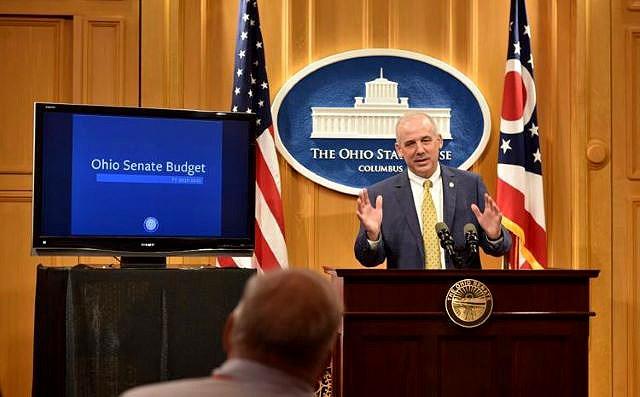 Matt Huffman - Senate budget