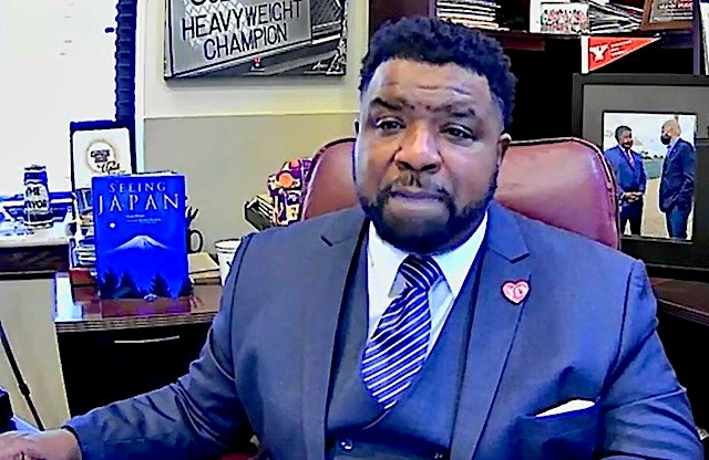 Mayor Brown 02182021