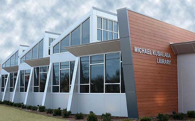 Michael Kusalaba Library