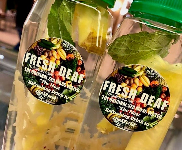Fresh to Deaf is a plant-based, quick-service, food stand dedicated to food coaching, meal prep and plant-based fresh cuisine.(Photo provided)