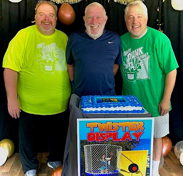 Twister Display was purchased by Harry Smith in 1988 and relocated to the Mahoning Valley from Fort Myers, Fla.He still heads the company as the president of Twister Display with the assistance of his two sons, Jeff Smith, vice president; and Jay Smith, marketing manager.(Photo provided)