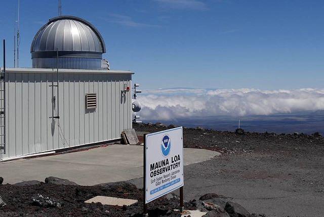 NOAA observatory