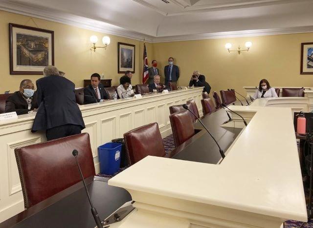 Ohio Redistricting Commission 09152021