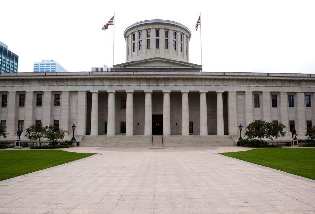 Ohio Statehouse 01272021