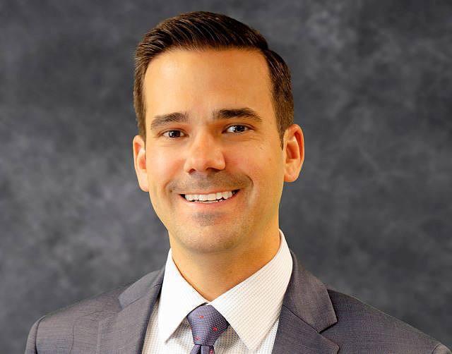 Hubbard native and Ursuline High School graduate Scott Kuboff is now seeing clients by appointment at Ibold & O'Brien's new office at 30 N. Main St., Hubbard. (Contributed photo)