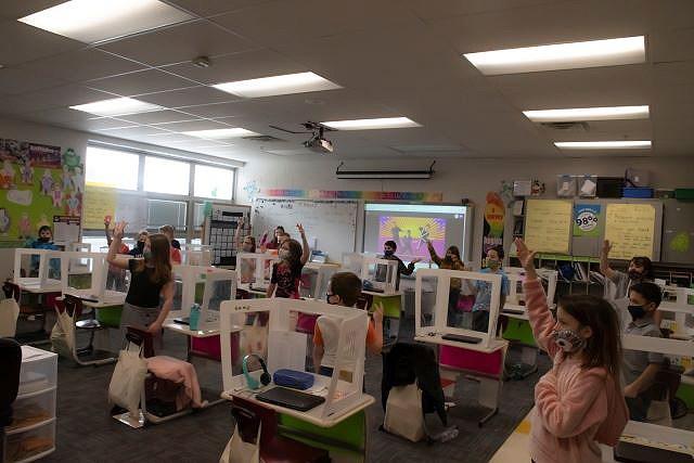 Struthers Elementary School 01122020