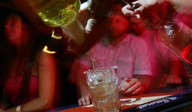 TikTok drinking