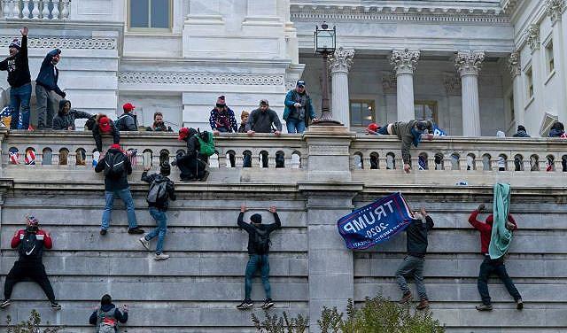 US Capitol - January 6