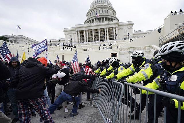 Washington protest 01062020