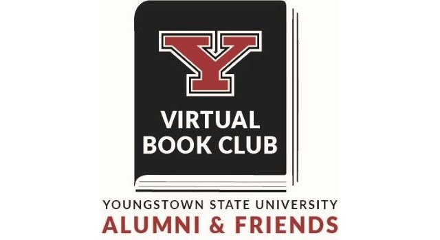 YSU Alumni book club logo