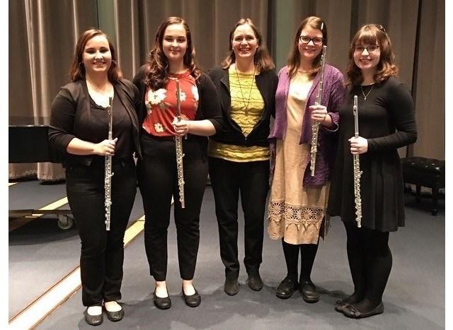 YSU Flute Ensemble