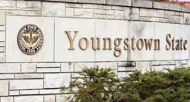 YSU sign NEW