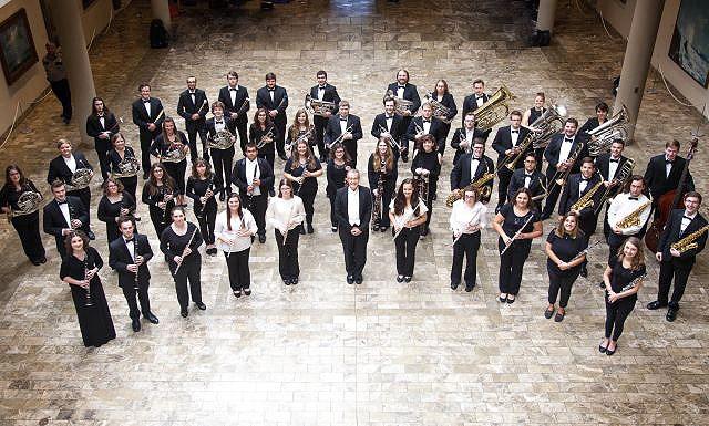 YSU Wind Ensemble 10052020