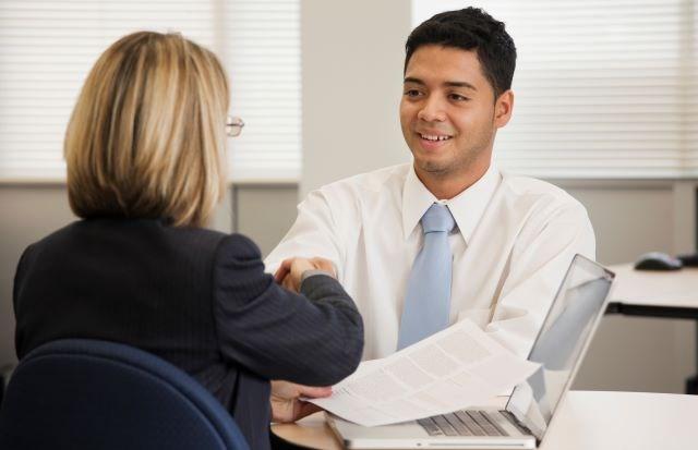 Job interview 12202019