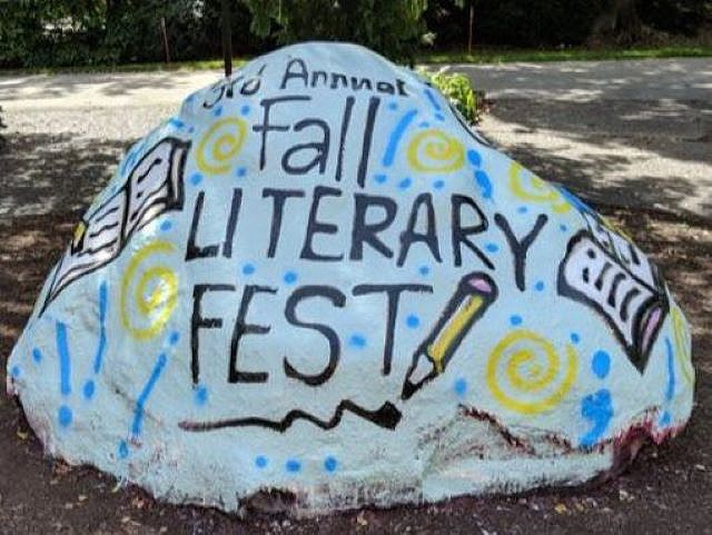 Lit Youngstown Fall Literary Festival
