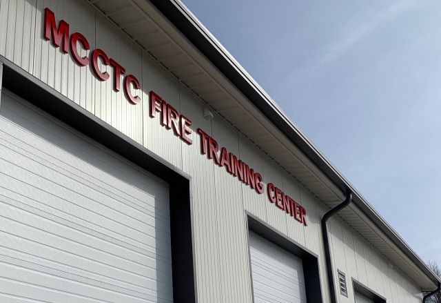 MCCTC_Fire Training Center 02032020