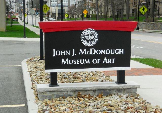 McDonough Museum of Art (MM)