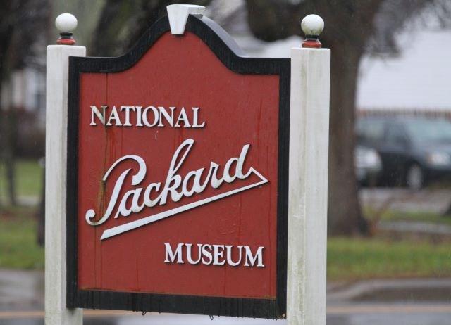 Packard Museum sign 06262020