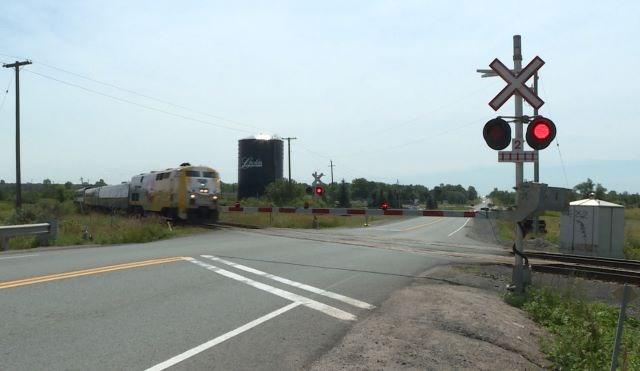 Railroad crossing 11202019